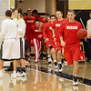Pregame Warmups - Wabash College Little Giants at The College of Wooster Fighting Scots - Saturday, December 13, 2014