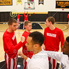 Team Captains - Wabash College Little Giants at The College of Wooster Fighting Scots - Saturday, December 13, 2014
