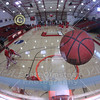 Pregame Warm-Ups - Wabash College Little Giants at Denison University Big Red - Saturday, January 10, 2015