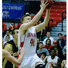 Official Game Program - Wabash College Little Giants at Denison University Big Red - Saturday, January 10, 2015