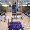 The Gym is Located in the Kenyoun College Athletics Center - Wabash College Little Giants at Kenyon College Lords - Saturday, February 20, 2016