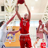 2nd Half - Wabash College Little Giants at Kenyon College Lords - Saturday, February 20, 2016