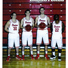 Official Game Program - Wabash College Little Giants at Denison University Big Red - Saturday, February 13, 2016