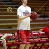 Pregame Warm-Ups - Wabash College Little Giants at Wittenberg University Tigers - Wednesday, January 11, 2017