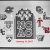 Wabash College Little Giants at Wittenberg University Tigers - Wednesday, January 11, 2017