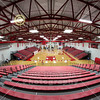 Chadwick Court is Located in the Allen Center on the Campus of Wabash College - Oberlin College Yeomen at Wabash College Little Giants - Saturday, January 6, 2018