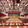 Livingston Gymnasium is located on the Campus of Denison University - Wabash College Little Giants at Denison University Big Red - Saturday, February 17, 2018