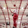 Pregame Warm-Ups - Wabash College Little Giants at Denison University Big Red - Saturday, February 17, 2018