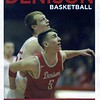 Official Game Program - Wabash College Little Giants at Denison University Big Red - Saturday, February 17, 2018