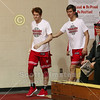 Pregame Warm-Ups - Wabash College Little Giants at Ohio Wesleyan Battlin' Bishops - Wednesday, January 24, 2018