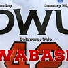 Wabash College Little Giants at Ohio Wesleyan Battlin' Bishops - Wednesday, January 24, 2018