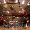 Pregame Warm-Ups - Wilmington College Quakers versus Wabash College Little Giants - The Charles B. Zimmerman Memorial Classic Held on the Campus of Wittenberg University - Friday, December 28, 2018