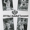 Official Game Program - NCAC League Championship Semi-Final - Wabash College Little Giants versus Wittenberg University Tigers - Tournament Site: The College of Wooster - Friday, February 22, 2019
