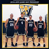 Official Game Program - Wabash College Little Giants at The College of Wooster Scots - Saturday, January 26, 2019