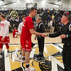 Team Captains - Wabash College Little Giants at The College of Wooster Scots - Saturday, January 26, 2019