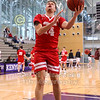 Pregame Warm-Ups - Wabash College Little Giants at Kenyon College Lords - Saturday, February 15, 2020