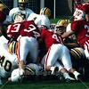Saturday, October 28, 2000 - Allegheny Gators at Wabash Little Giants