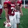 Olmy Olmstead (74) - Monday, September 25, 2000 - Rose-Hulman Fighting Engineers at Wabash Little Giants - Junior Varsity