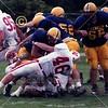 Monday, October 16, 2000 - Wabash Little Giants at Franklin Grizzlies - JUNIOR VARSITY