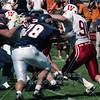 Saturday, September 16, 2000 - Wabash Little Giants at Wheaton Thunder