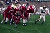 Monday, October 1, 2001 - DePauw Tigers at Wabash Little Giants - JUNIOR VARSITY - (Old Canon AE-1 film camera)