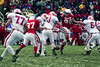 Saturday, November 30, 2002 - NCAA Division III Playoffs - Wittenberg University Tigers at Wabash College Little Giants