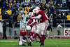 Saturday, November 16, 2002 - DePauw University Tigers at Wabash College Little Giants - The 109th Monon Bell Classic