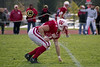 Saturday, November 8, 2003 - Hiram College Terriers at Wabash College Little Giants on Senior Day