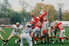 Saturday, October 25, 2003 - Oberlin College Yeomen at Wabash College Little Giants (Shot with an old Canon AE-1 35mm film camera and Video Digital Camera)
