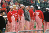 Saturday, November 15, 2003 - Wabash College Little Giants at DePauw University Tigers - The 110th Monon Bell Classic  (Old Canon AE-1 35mm film camera and Video Digital Camera)