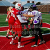 Team Captains and the Coin Toss - Saturday, October 19, 2013 - Kenyon College Lords at Wabash College Little Giants