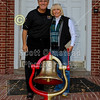 Everyone Wants to Ring the Monon Bell at Wabash College - Friday, November 15, 2013 - Wabash College Little Giants at DePauw University Tigers - The 120th Monon Bell Classic