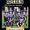 Official Game Program - Saturday, October 5, 2013 - Wabash College Little Giants at The College of Wooster Fighting Scots