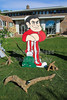 Homecoming Floats - Allegheny College Gators at Wabash College Little Giants - Saturday, September 27, 2014