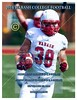Official Game Program - Allegheny College Gators at Wabash College Little Giants - Saturday, September 27, 2014