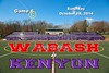 Wabash College Little Giants at Kenyou College Lords - Saturday, October 18, 2014