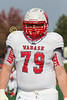 Pregame WarmUps - Wabash College Little Giants at Wittenberg University Tigers - Saturday, November 8, 2014