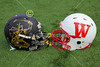 Pregame Warm-Ups - The College of Wooster Fighting Scots at Wabash College Little Giants - Saturday, October 4, 2014