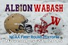 Albion College Britons at Wabash College Little Giants - First Round of the NCAA Division III National Championship Playoffs - Saturday, November 21, 2015