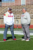 The Two Head Coaches - Denison University Big Red at Wabash College Little Giants - Saturday, November 7, 2015