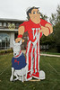 Homecoming Floats - Hiram College Terriers at Wabash College Little Giants - Saturday, October 3, 2015