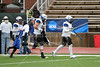 The Thomas More Saints Take the Field - Thomas More College Saints at Wabash College Little Giants - Saturday, November 28, 2015 - Second Round of the NCAA Division III National Championship Playoffs