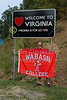 Welcome to Virginia - The Gentlemen's Classic II - Wabash College Little Giants at Hampden-Sydney College Tigers - Thursday, September 3, 2015