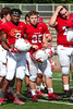 Final - Allegheny College Gators at Wabash College Little Giants - Senior Day - Saturday, September 17, 2016