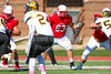 1st Quarter - The College of Wooster Fighting Scots at Wabash College Little Giants - Saturday, October 22, 2016