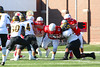 4th Quarter - The College of Wooster Fighting Scots at Wabash College Little Giants - Saturday, October 22, 2016