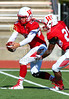 3rd Quarter - The College of Wooster Fighting Scots at Wabash College Little Giants - Saturday, October 22, 2016