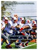 Official Game Program - The College of Wooster Fighting Scots at Wabash College Little Giants - Saturday, October 22, 2016