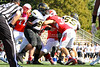 2nd Quarter - The College of Wooster Fighting Scots at Wabash College Little Giants - Saturday, October 22, 2016