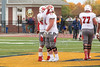 Final - Wabash College Little Giants at Allegheny College Gators - Saturday, November 4, 2017